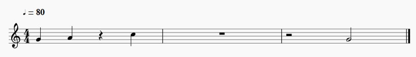 7 Note Values To Read Music American And British Names