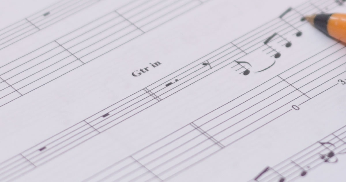 music coursework composition Music composition 1 learn how to compose well-written rhythms and melodies although this course uses many examples from classical music, most of the information and compositional.